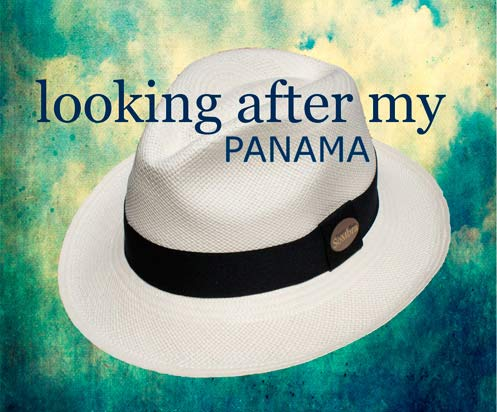 Looking after my Panama