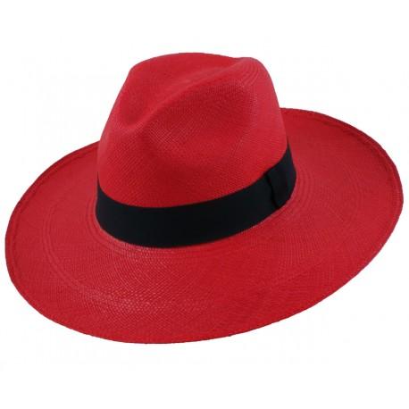 Panama Ala Larga Rojo