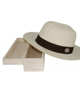 Colonial Panama Hat (Rolling)