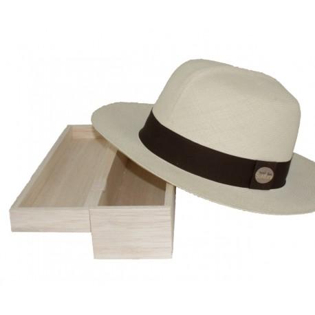 Sombrero Panama Colonial Enrollable e9d2741245b