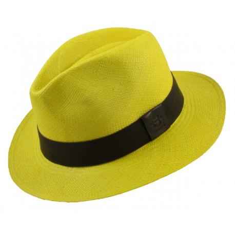 Classic Yellow Panama