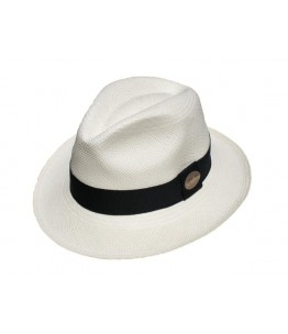 Classic White Panama